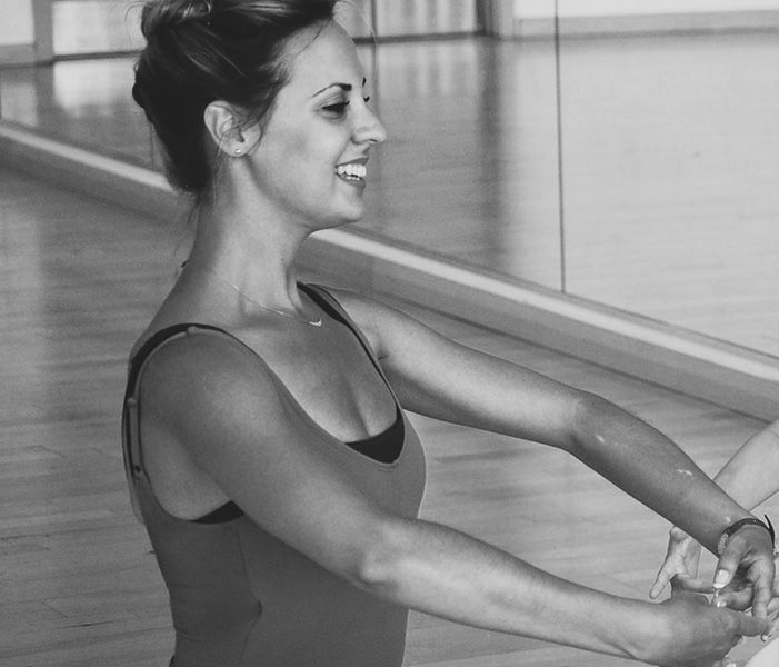 Dance Teacher - Louise